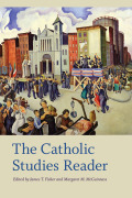 The Catholic Studies Reader Cover