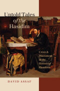 Untold Tales of the Hasidim cover
