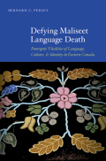 Defying Maliseet Language Death Cover