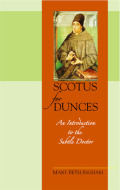 Scotus for Dunces: An Introduction to the Subtle Doctor