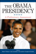 The Obama Presidency Cover