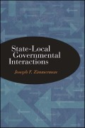 State-Local Governmental Interactions