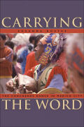 Carrying the Word Cover