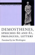 Demosthenes, Speeches 60 and 61, Prologues, Letters Cover