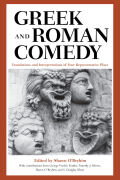Greek and Roman Comedy Cover