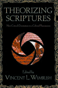 Theorizing Scriptures cover