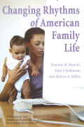 The Changing Rhythms of American Family Life Cover