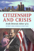 Citizenship and Crisis Cover