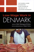 Low-Wage Work in Denmark cover
