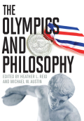 The Olympics and Philosophy Cover
