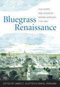 Bluegrass Renaissance Cover