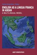 English as a Lingua Franca in ASEAN Cover