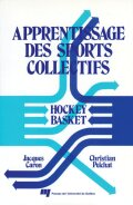 Apprentissage des sports collectifs Cover