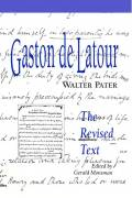 Gaston de Latour Cover