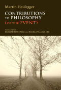 Contributions to Philosophy (Of the Event) Cover