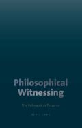 Philosophical Witnessing cover
