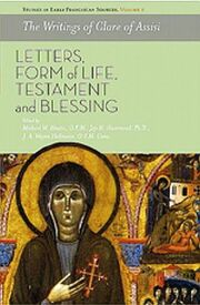 The Writings of Clare of Assisi