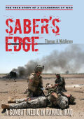 Saber's Edge Cover