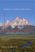Studies in Outdoor Recreation cover