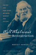Walt Whitman's Reconstruction cover