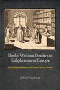 Books Without Borders in Enlightenment Europe Cover