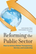 Reforming the Public Sector Cover