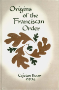 Origins of the Franciscan Order