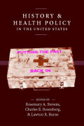 History and Health Policy in the United States Cover