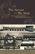 The Savant and the State Cover