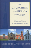 The Churching of America, 1776-2005 Cover