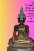 The Different Paths of Buddhism Cover