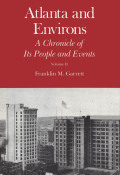 Atlanta and Environs Cover
