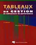 Tableaux de bord de gestion et indicateurs de performance Cover
