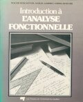 Introduction à l'analyse fonctionnelle Cover