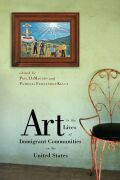 Art in the Lives of Immigrant Communities in the United States Cover
