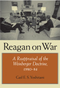 Reagan on War Cover