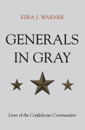 Generals in Gray Cover