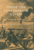 Inside the Confederate Nation Cover