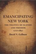Emancipating New York Cover