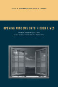 Opening Windows onto Hidden Lives Cover