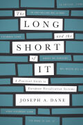 The Long and the Short of It: A Practical Guide to European Versification Systems