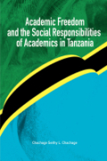 Academic Freedom and the Social Responsibilities of Academics in Tanzania Cover