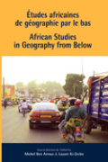 African Studies in Geography from Below Cover