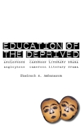 Education of the Deprived Cover