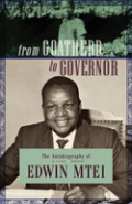 From Goatherd to Governor. The Autobiography of Edwin Mtei Cover