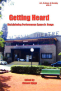 Getting Heard: [Re]claiming Performance Space in Kenya Cover