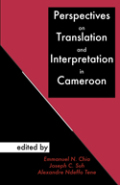 Perspectives on Translation and Interpretation in Cameroon Cover