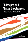 Philosophy and African Development Cover