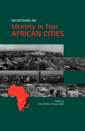 Reflections on Identity in Four African Cities cover