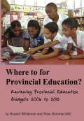 Where to for Provincial Education? cover
